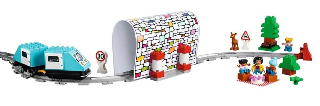 Actividad Sonido del tren con Coding Express - LEGO Education ROBOTIX