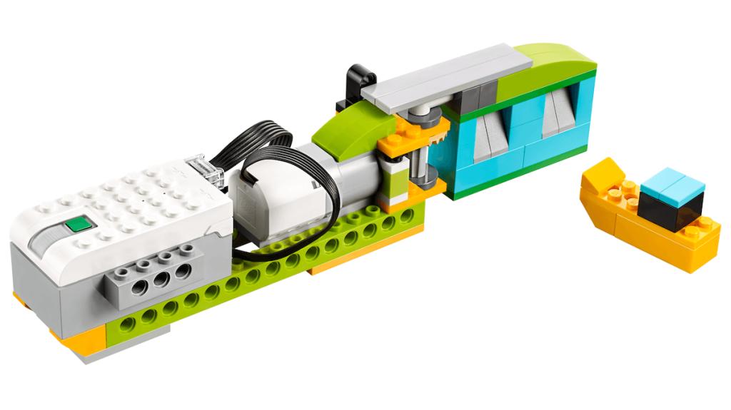 Actividad Prevención de inundaciones con LEGO® Education WeDo 2.0
