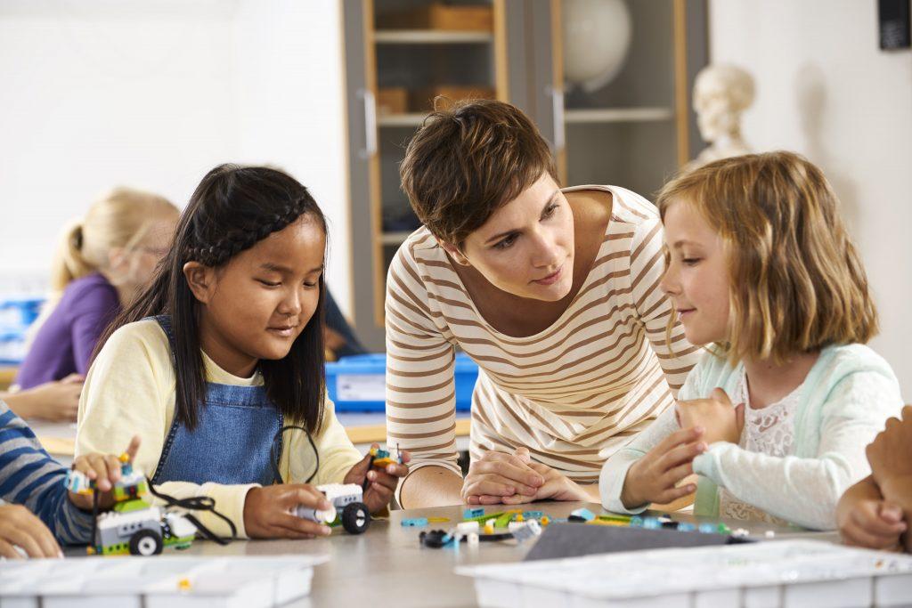 Aprendizaje STEAM construye confianza