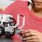 Actividad Giro con sensor con LEGO MINDSTORMS Education EV3 | #LessonPlan