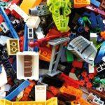 Actividad Máquina de Clasificación con LEGO MINDSTORMS Education EV3
