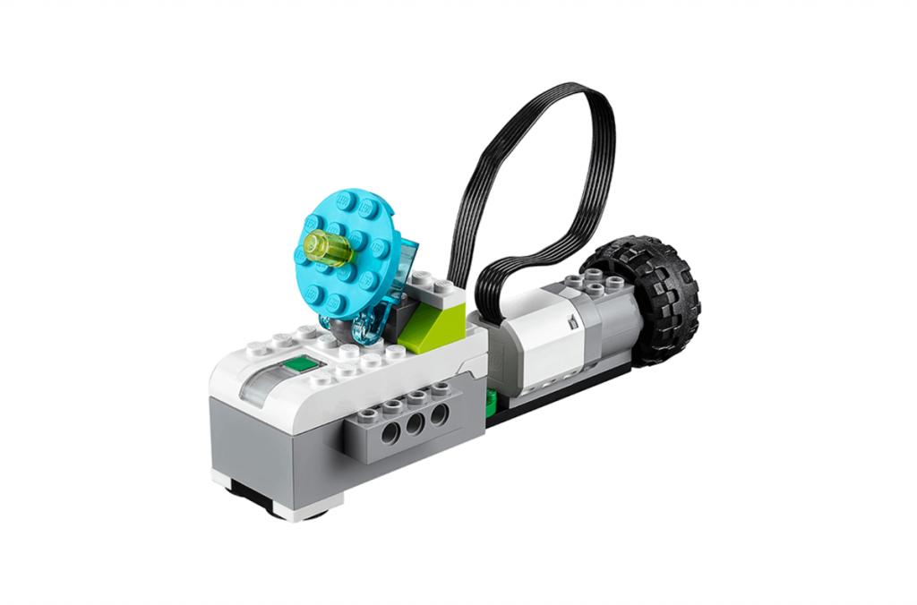 Modelo Ventilador con LEGO Education WeDo 2.0
