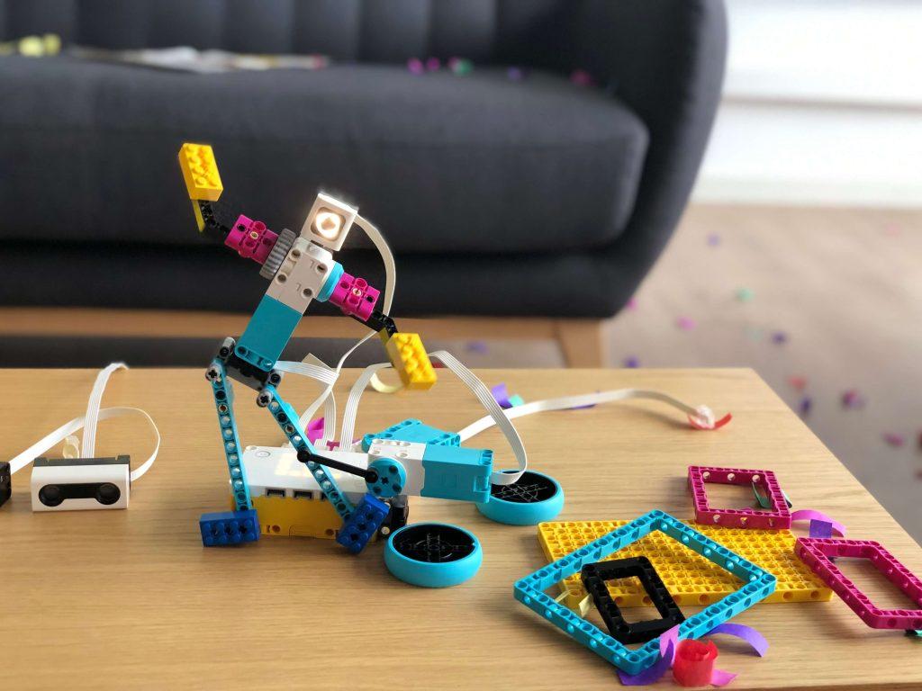 Presentación SPIKE Prime en LEGO Education Days