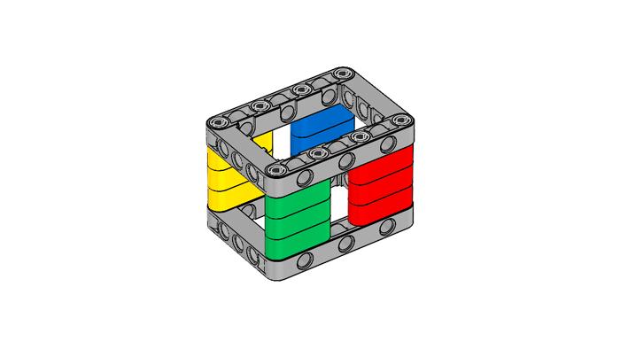 Actividad Mover objetos LEGO MINDSTORMS Education EV3