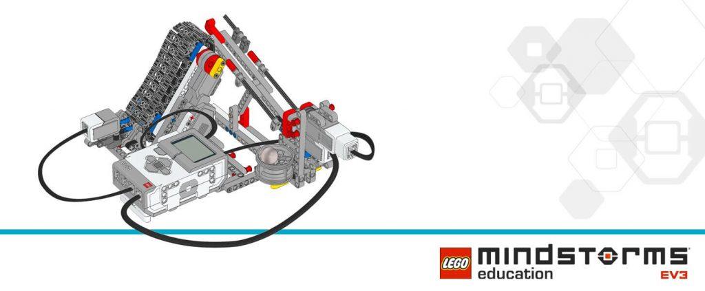 Actividad Transportador de Fábrica con LEGO MINDSTORMS Education EV3