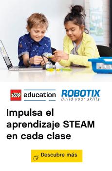 Soluciones educativas LEGO Education