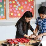 Actividad crea una máquina de dibujo de CNC con LEGO Mindstorms Education EV3 #LessonPlan