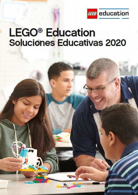 Catlaógo LEGO Education 2020