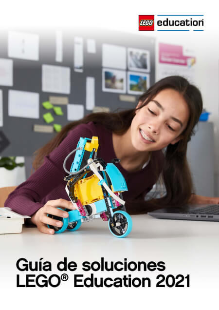 Catlaógo LEGO Education 2021