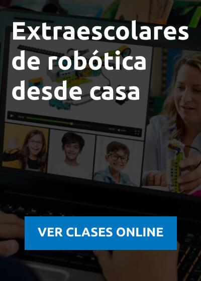 Extraescolares robotica online