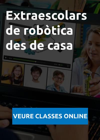 Extraescolars robotica online