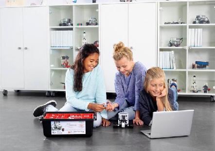 Cajas Almacenaje LEGO Education
