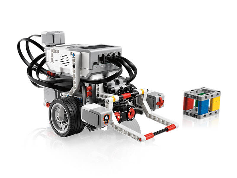 Instrucciones Construcción LEGO MINDSTORMS Education EV3