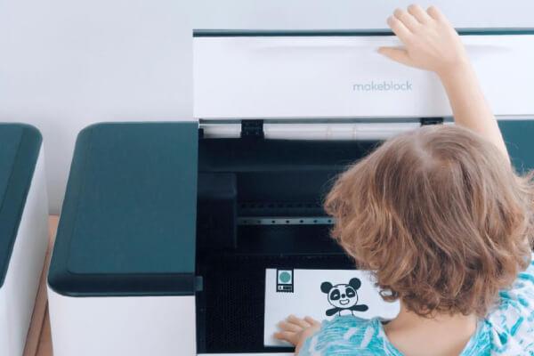 Laserbox Pro Makeblock Seguridad Niños