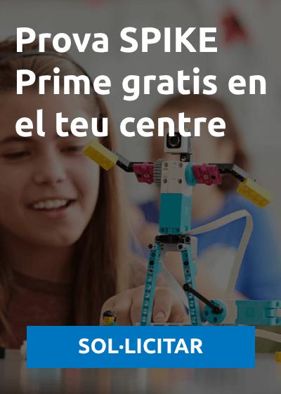Prova SPIKE Prime gratis