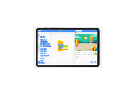 Descarga Scratch Tablet