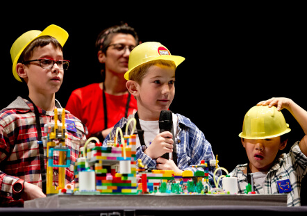 FIRST LEGO League Explore