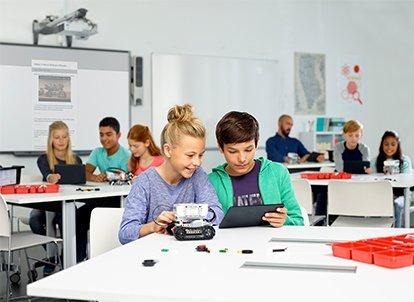 Extraescolares Robótica LEGO Education