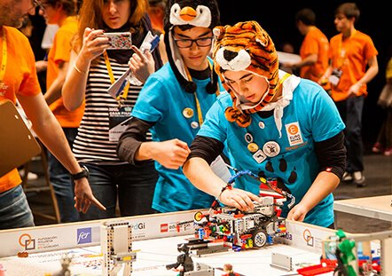 Competicions (FIRST LEGO League)