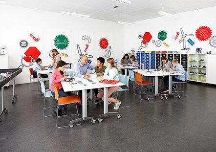 Servicios Educativos - LEGO Education Innovation Studio