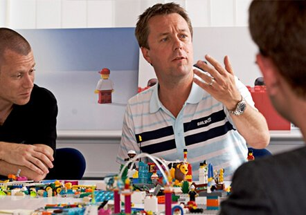 Workshops LEGO - SERIOUS Play