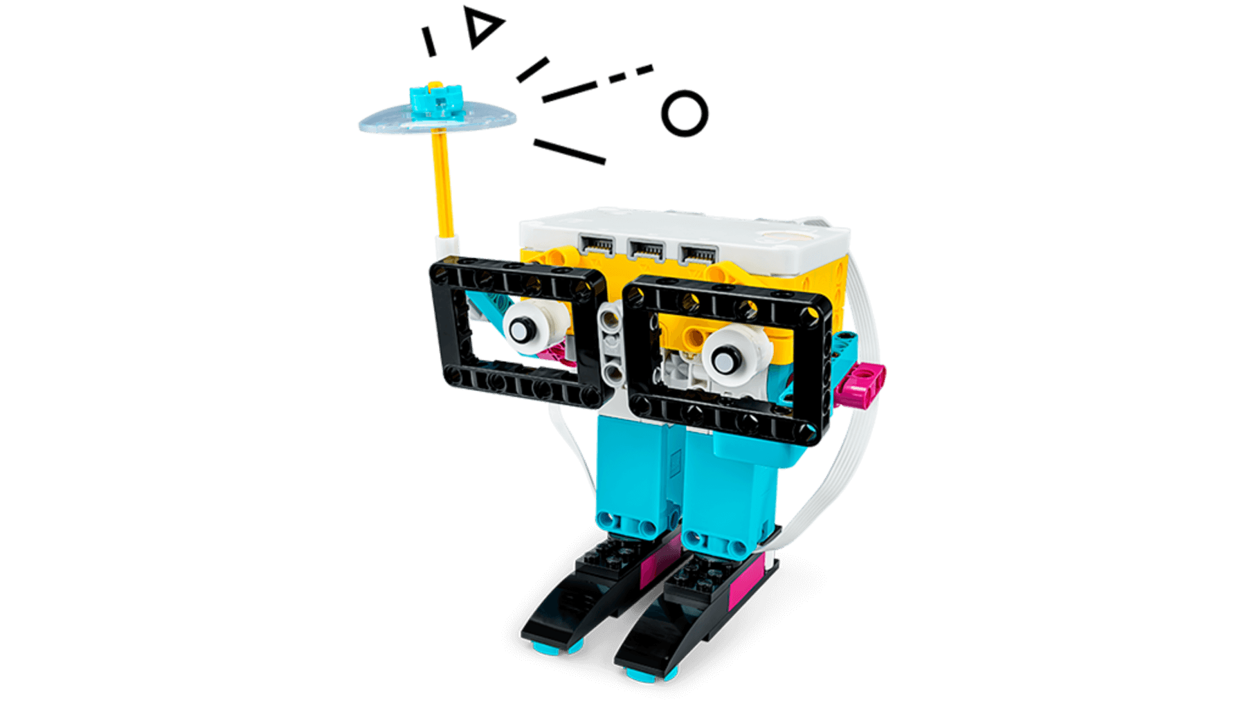 LEGO SPIKE Prime Life Hacks