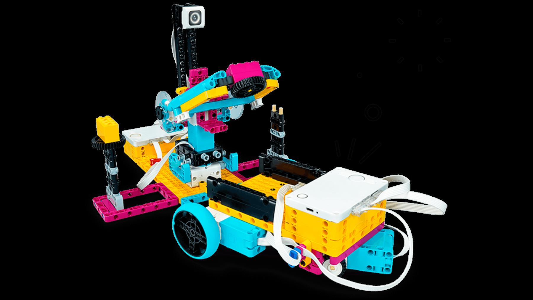 LEGO SPIKE Prime Muntar Negoci