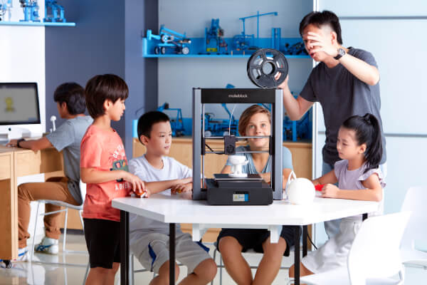 mCreate Makeblock Impresora 3D Educación STEAM