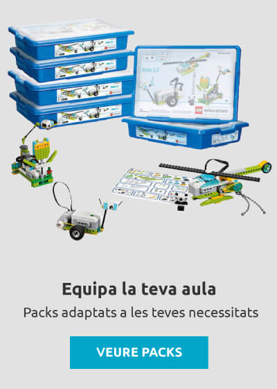 Packs Aula LEGO Education Menu