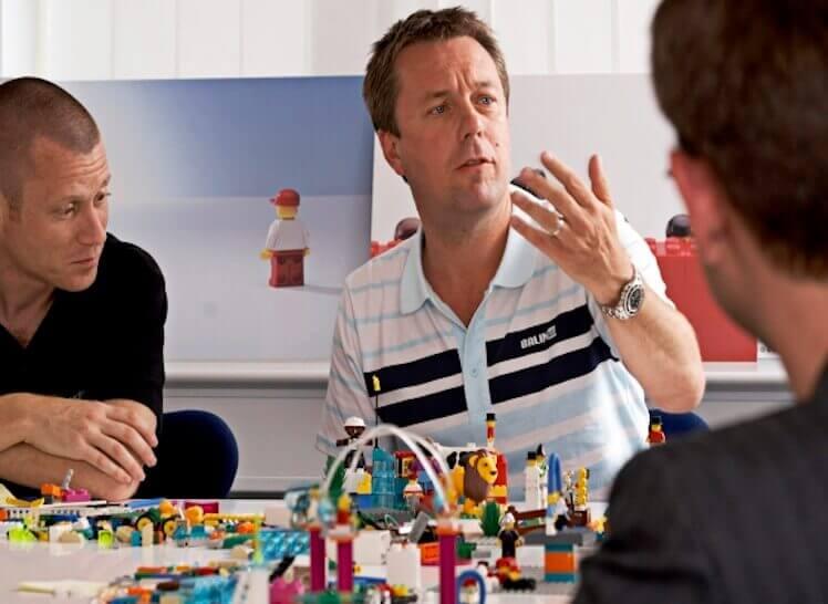 Certificació LEGO SERIOUS PLAY