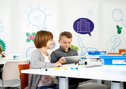 Servicios Educativos Centros - Planes STEM & Robótica