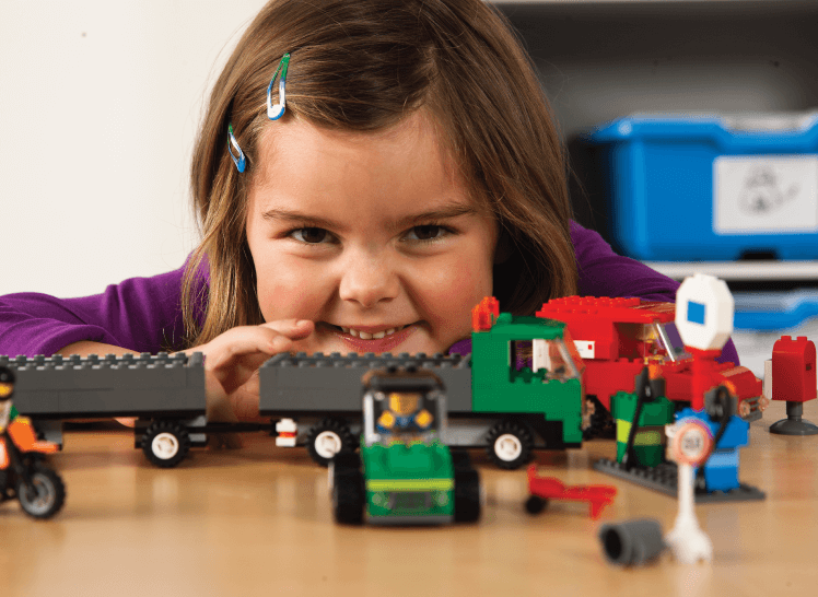 Sobre LEGO Education ROBOTIX