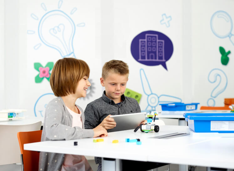 Plans STEM i Robòtica LEGO Education