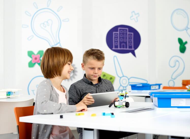 Planes STEM y Robótica LEGO Education