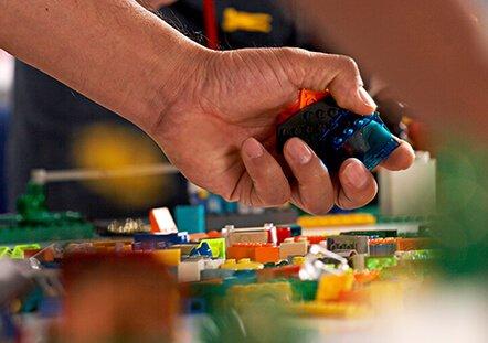 Serveis Educatius Empreses - Workshops LEGO
