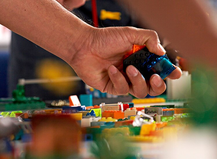 Workshops LEGO