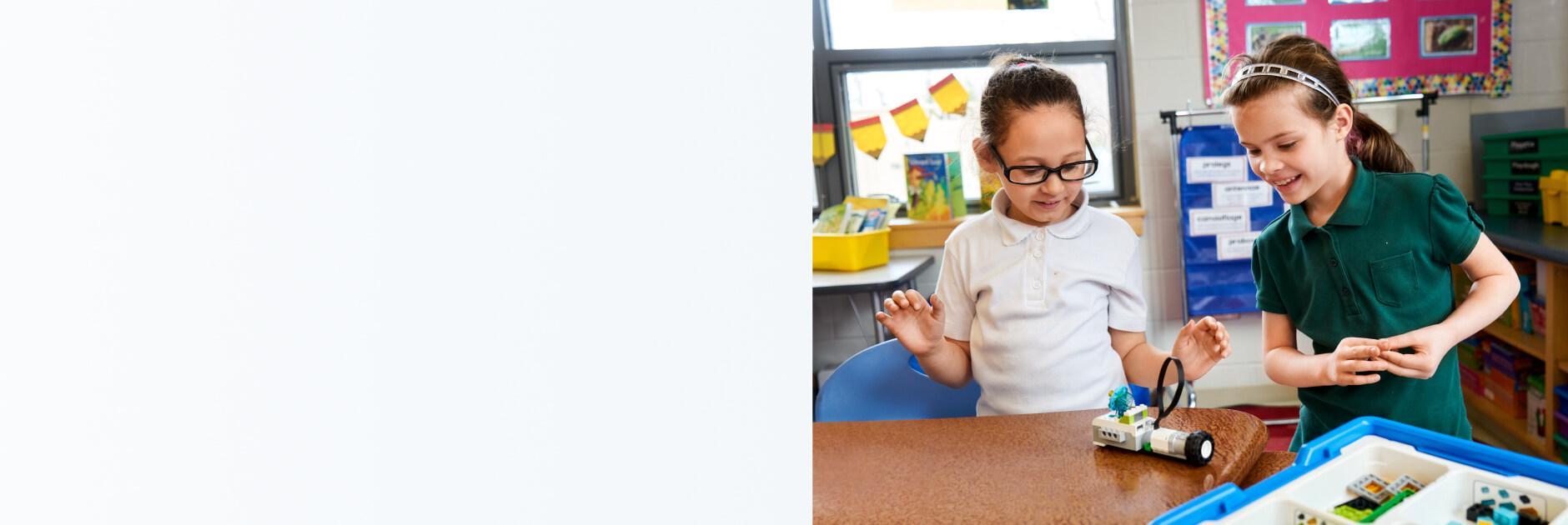 Extraescolars Robòtica LEGO Education ROBOTIX