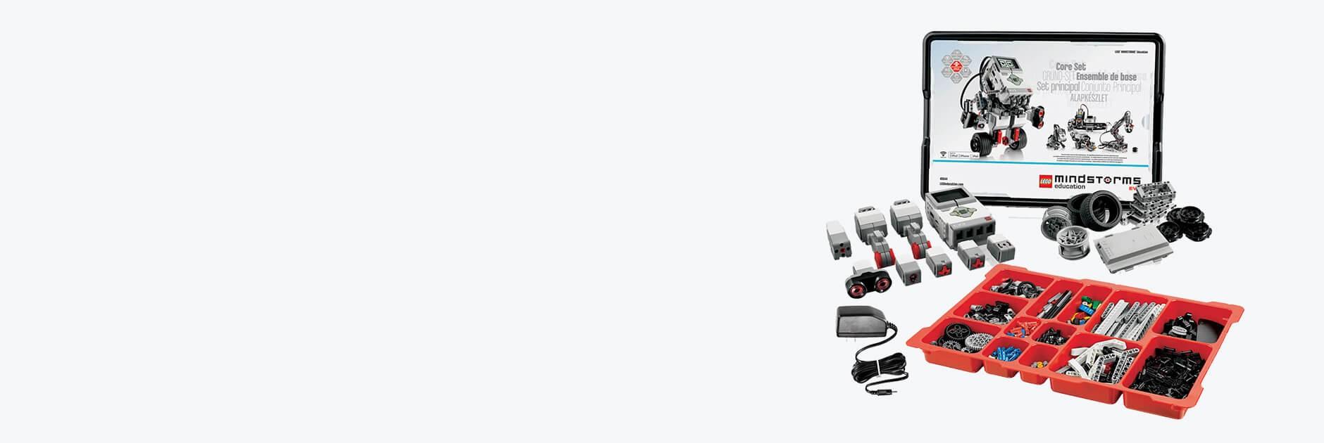 LEGO Education MINDSTORMS EV3 + Cargador