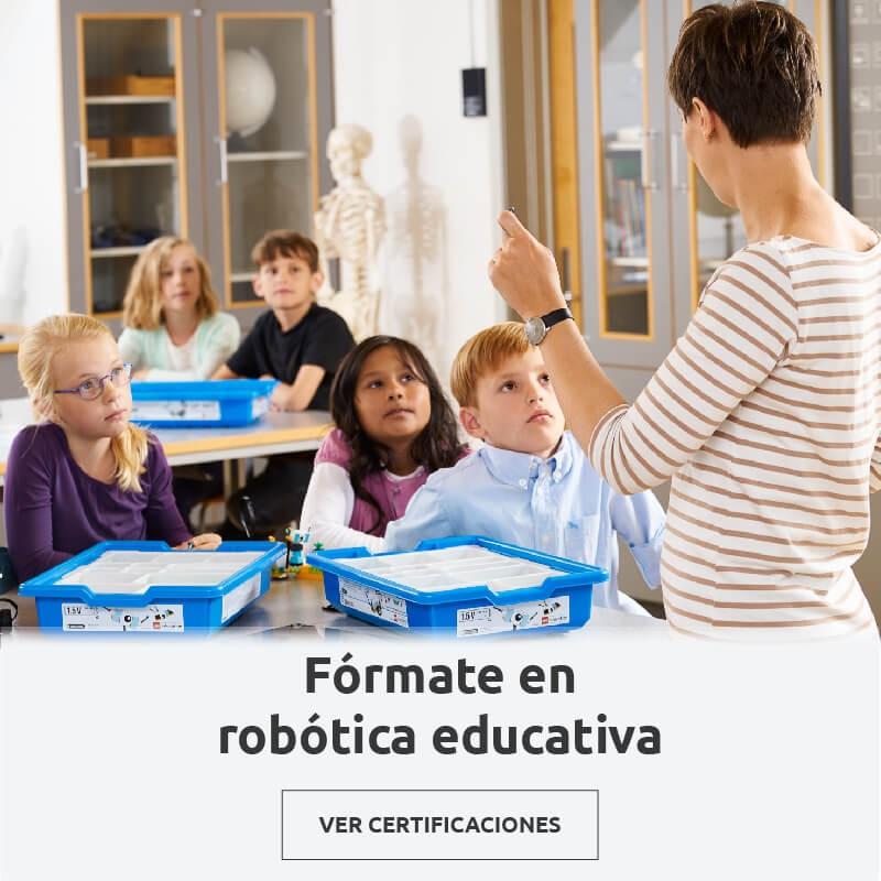 Certificaciones LEGO Education